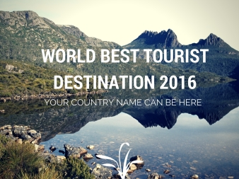 World Best Tourist Destination 2016 (2)