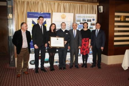 European council World Tourism Institution receives ambassadors for tourism