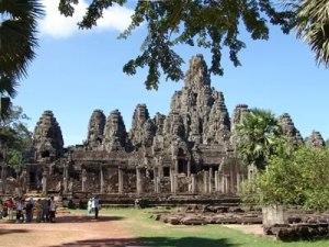 Bayon-Temple