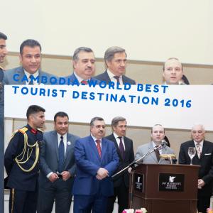 CAMBODIA-WORLD BEST TOURIST DESTINATION 2016
