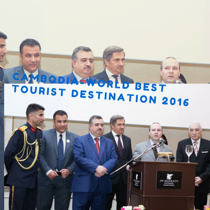 CAMBODIA-WORLD BEST TOURIST DESTINATION 2016