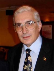 Academician Mircea Constantinescu