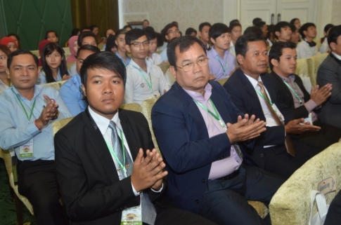 1000 high ranking Cambodian representatives attend WORLD BEST TOURIST DESTINATION FOR 2016