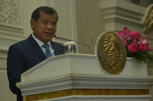 A winning minister-Dr. Khong Thon