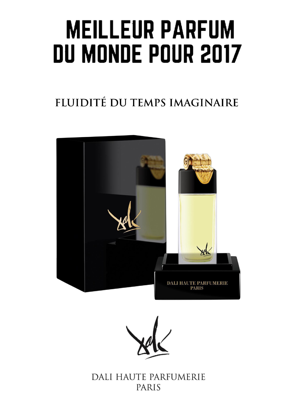 Dali Haute Parfumerie Elu Le Createur Du Meilleur Parfum Du Monde